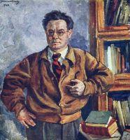 Портрет В.В.Иванова.