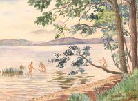 Lake Hepoyarvi.