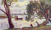 На Ильмень озере.