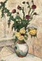 1909-11 Розы и чертополох. КМРИ
