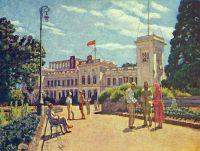 1920-е Крым. Ливадия. До 1930
