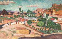 1920-е Крымский пейзаж. Судак.