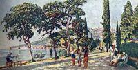 1926-29 Сентябрьское утро в Артеке 2