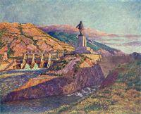 1927 ЗАГЗС и памятник Ленину.