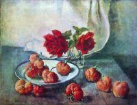 1941 Розы и клубника. ЧС, М.