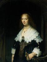 Портрет Марии Трип (1619-1683)