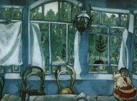 Окно в сад 1
