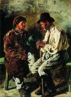 Два украинца. 1882