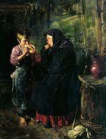 Свидание. 1883
