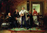 Друзья-приятели. 1878