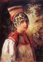 Крестьянка. 1897
