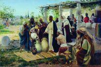 Чудо в Кане. 1887