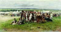 Ярмарка. 1882