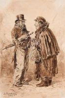 Московские типы. 1879