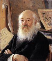 Портрет Д.А.Ровинского. 1894