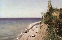 Берег Крыма. 1889