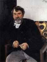 Портрет Е.С.Сорокина. 1891
