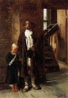 За лекарством. 1884