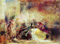 Смерть Петрония. 1904