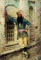 Восточный мотив. 1870-е
