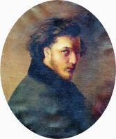 Портрет художника К.Н.Борникова. 1868