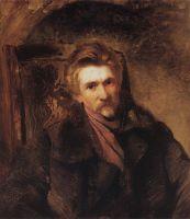 Портрет художника Александра Павловича Попова (Московского). 1863