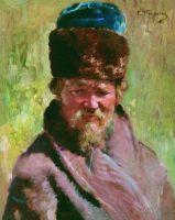Ямщик. 1900-е