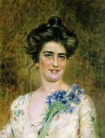 Женский портрет4
