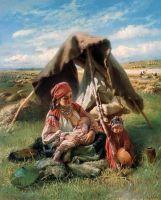 Жница. 1871