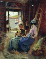 Бретонки. 1904