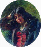 Портрет мальчика. 1875