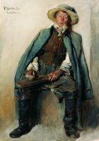 Слепой. 1880-е