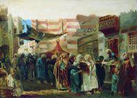 Восточные похороны в Каире