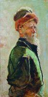 Старик. Конец 1890-х
