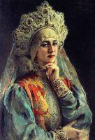 Русская красавица. 1900-е