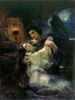 Демон и Тамара. 1889