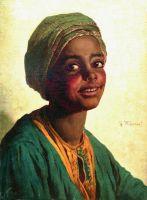Негритянка. 1870-е