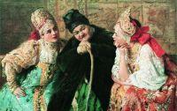 Сваха. 1900-е