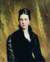 Женский портрет. 1883