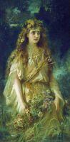 Офелия. 1884
