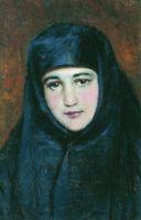 Молодая монахиня