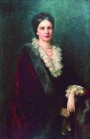 Портрет П.С.Уваровой