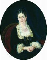 Портрет графини Е.П.Шереметьевой. 1877