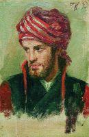 Портрет молодого человека в чалме