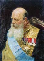 Портрет графа Д.М. Сольского. 1903