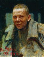 Дезертир. 1917