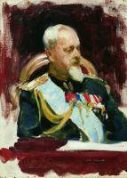 Этюд к картине Торжественное заседание Государственного совета 7 мая 1901 года2. 1903