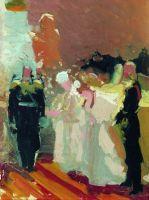 Выход на Красное крыльцо. 1900–1910