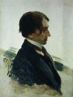 Портрет художника И.И. Бродского. 1910