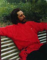Портрет Л.Н.Андреева (Летний отдых). 1905